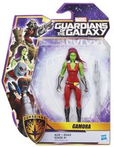 "Guardians of the Galaxy Animated Gamora 6"" Action Figure - [NEW Hasbro] - $16.58"