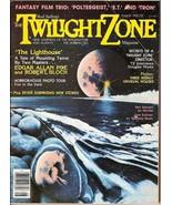 Twilight Zone Magazine Rod Serling Aug 1982 Tro... - $6.00