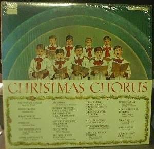 C 43 christmaschorus css9323