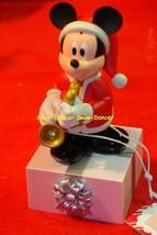 Hallmark 2013 Disney Band Wireless Mickey Playing the Sax - $159.99