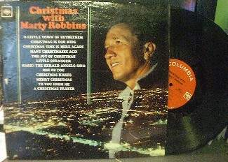 Christmas with MARTY ROBBINS - Columbia CL 2735