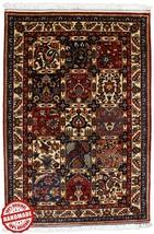 Hand knotted New Traditional Handmade Wool Rug Carpet Bedroom Floor Rug ... - $337.61