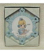 Enesco Precious Moments Christmas Tree Ornament in Box - $9.95