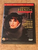 Deadly Fiends Collection (DVD, Case of the Bloody Iris + 3 More) NEW / S... - $10.07