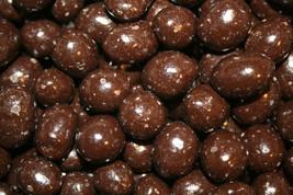 DARK CHOCOLATE PEANUTS, 2LBS - $27.57