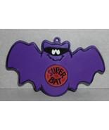 Vintage Hallmark Cards Super Bat Halloween Plastic Cookie Cutter 1980 - $6.65