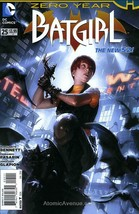 Batgirl (4th Series) #25 VF/NM; DC | save on shipping - details inside - $1.75
