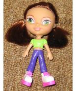 "Secret Central 3"" Doll w/ Auburn/Red Hair Hasbr... - $2.99"