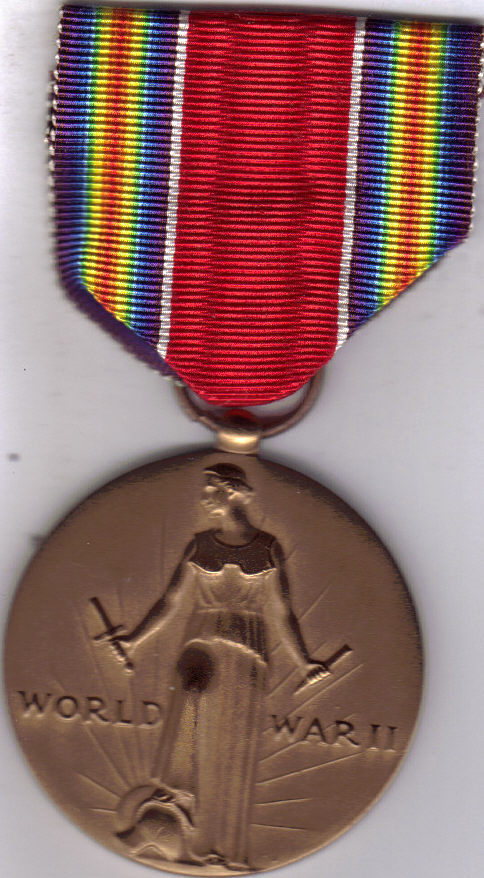 Medal wwii freedom