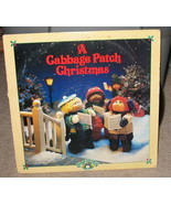 A Cabbage Patch Christmas LP - 1984 - 7214 - $9.99