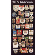 1984 PIN COLLECTOR'S GUIDE Booklet - $6.95