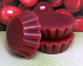 Cranberry Tart Melts (4) PURE SOY - $4.00
