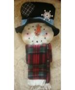 Snowman Decorative Wall Clock - $12.00