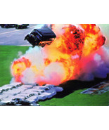 MARK HAGER Dangerous Moments SUPER STUNT Photo Print - $4.95