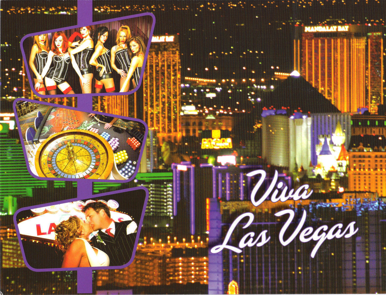 VIVA LAS VEGAS Photo Print