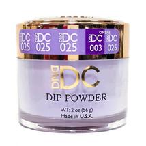 DND DC Dip Powder 1.6oz-2oz in Winter Colors - $12.99