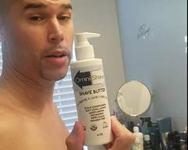 OmniShaver Shave Butter - The BEST Shaving Cream for Head Arms Legs and Body - H image 7
