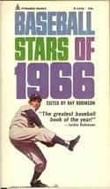 baseball stars of 1966 dodger sandy koufax on cover near mint shape image 1