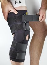 "Corflex Posterior Adjustable Knee Sleeve w/R.O.M. Hinge 13"" 3/16"" 3X - $104.99"