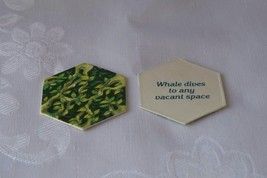 Survive Board Game Piece Forest Whale Dives  - $2.00