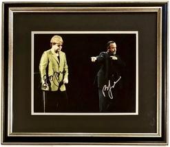 Elton John & Billy Joel Dual Autographed Hand Signed 11X14 Photo Framed w/COA - $399.99