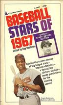baseball stars of 1967 sandy koufax frank robinson on the cover image 1