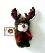 "Boyds Bears ""Elmer"" 7"" Plush Moose - #99025V- QVC Exclusive - $19.99"