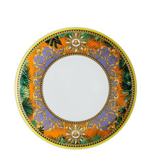 "Versace by Rosenthal  Jungle Set of 6 Animalier Plate 28 cm/11.02"" Set of 12 - $1,199.35"