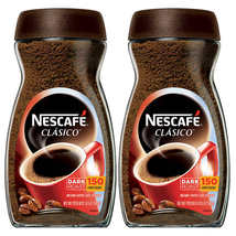 Nescafé Clasico Instant Coffee, Dark Roast, 10.5 oz, 2-pack - $28.99