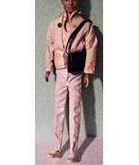 Vintage Doctor Ken Doll Outfit Set Jacket Pants Bag Shoes Extra Shirt - $29.95