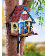 Novelty Puppy Pet Shop Design Resin Birdhouse - $19.95