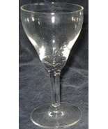 Glass Footed Cordial, 1 ounce VG CONDITION - $4.94
