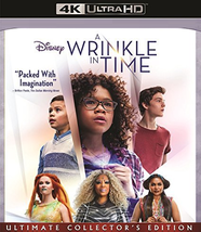 A Wrinkle in Time [4K Ultra HD+Blu-ray] (2018)