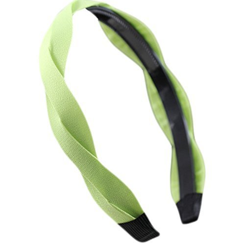 Fashion Headband Toothed Antiskid Hair Hoop Hair Accessories(Turquoise)