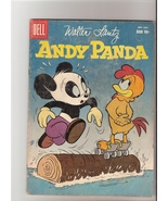 Dell Comics - Walter Lantz Andy Panda # 44 (Nov. 1959) - $4.95