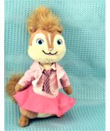 "Ty Original Beanie Babies Alvin & Chipmunks The Squeakquel ""Brittany"" Pl... - $10.83"