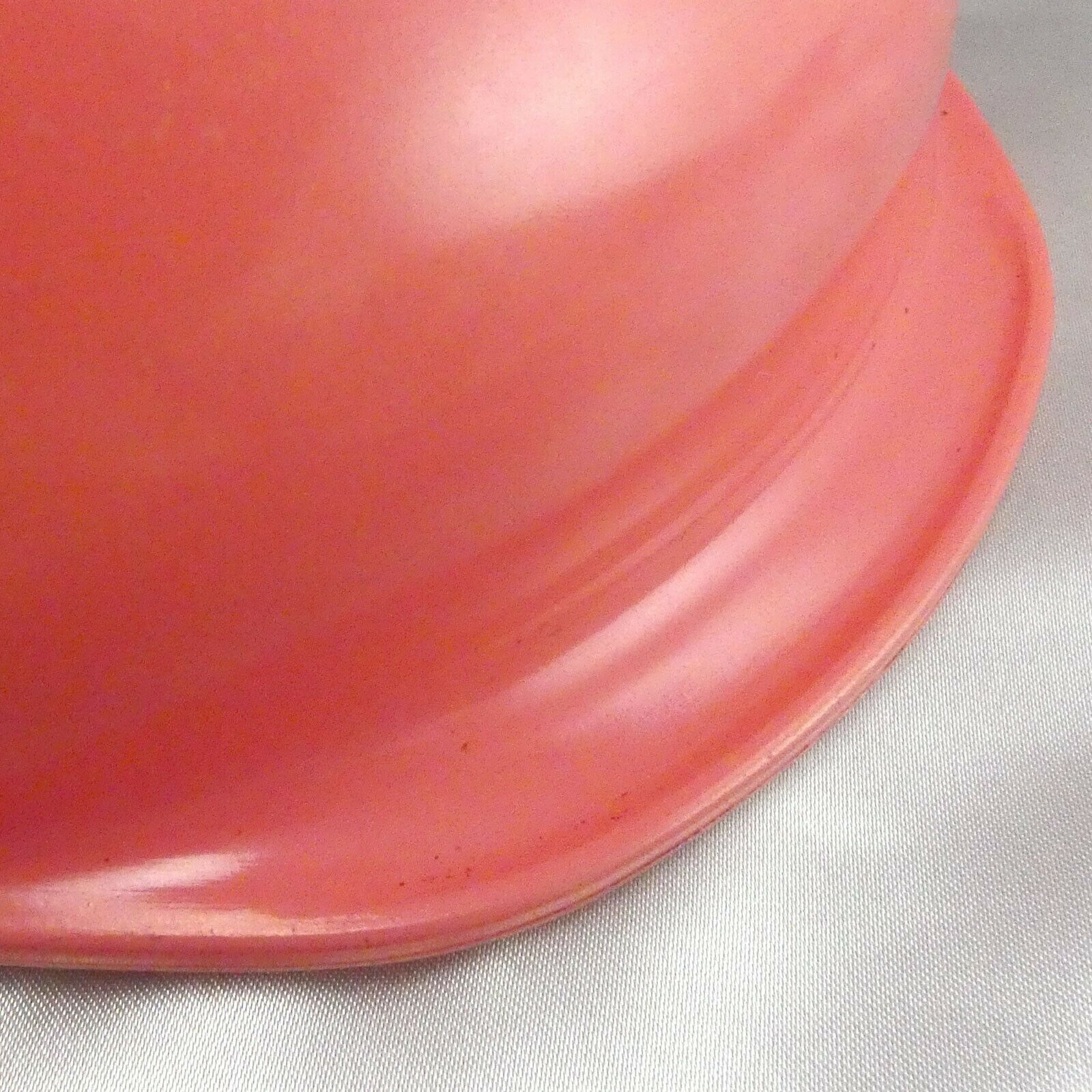 Pyrex 024 Pink Milk Glass Casserole Dish 2qt Serving Bowl ~ Made in the USA image 7