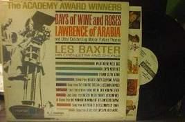 Academy Award Winners - Les Baxter - Reprise R-6079 - PROMO - $3.00