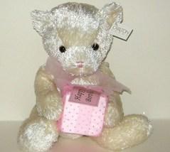 1/2 off! Carlton Cards Silky Plush Happy Birthday Bear NWT - $5.00