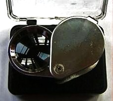 30X21 mm JEWERLER'S LOUPE