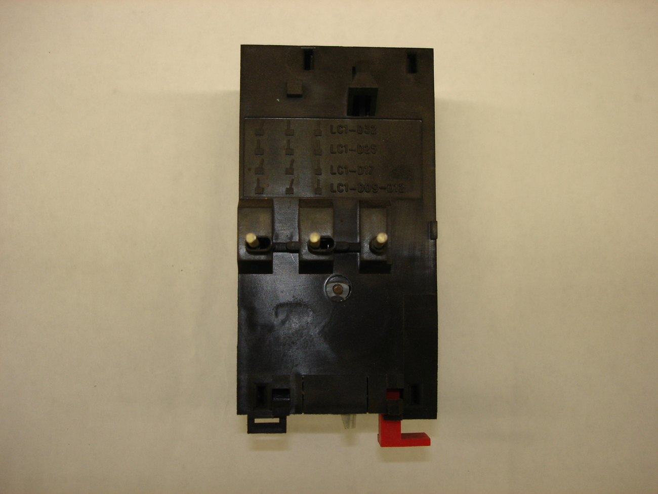 Telemecanique Thermal Overload Relay LR1-D09310