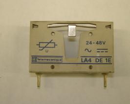 Telemecanique RC Coil Suppressor LA4 DE 1E - $1.50