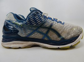 Asics Gel Nimbus 18 Size US 10.5 2E WIDE EU 44.5 Men's Running Shoes T601N (2E)