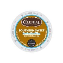 Celestial Seasonings Southern Sweet Perfect Iced Tea 88 Count Keurig K cups - $66.98