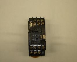 Omron Relay Socket PYF14A - $2.00