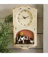 Farm Decor Wall Clock - $19.95
