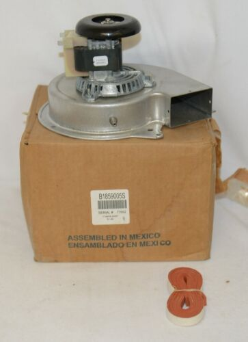 Jakel B1859005S Furnace Draft Inducer Exhaust Vent Venter Motor OEM Replacement