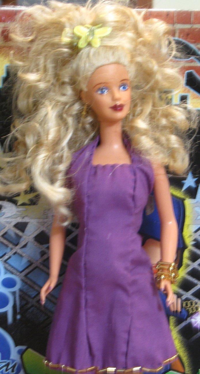 Pregnant Fashion Doll Evangalina OOAK Barbie