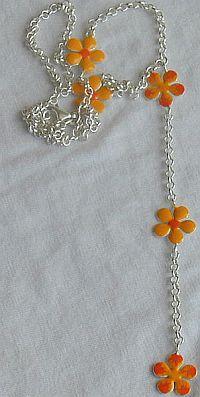Orange yellow flowers 5
