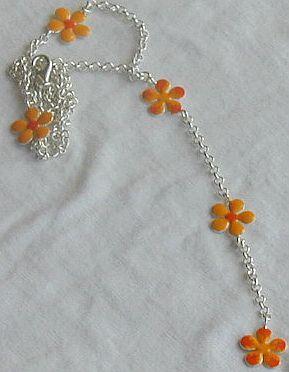 Orange&yellow flowers